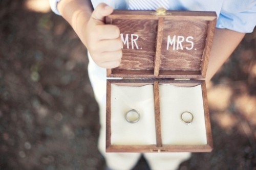 Ring bearer pillow alternatives master plan events for Diy ring bearer