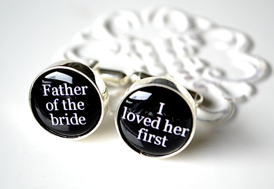 Father-of-the-Bride-cufflinks