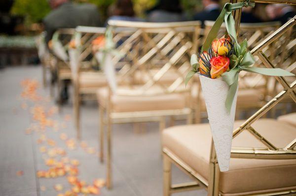 fall ceremony decor