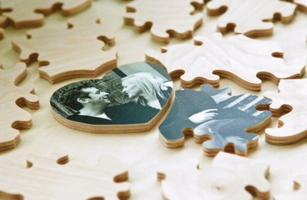 wedding jigsaw