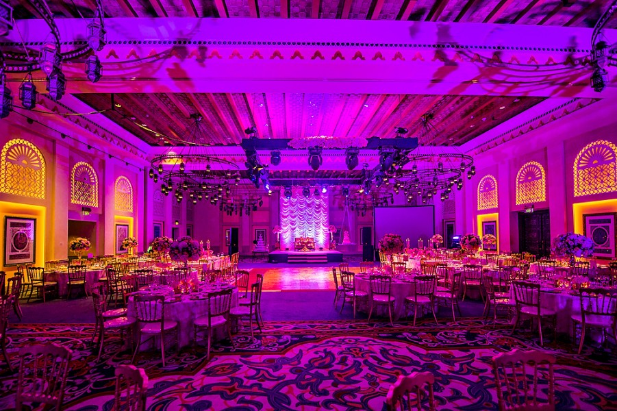 dubai wedding decor
