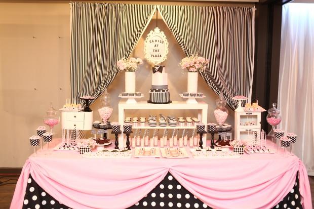 mon delice dessert station